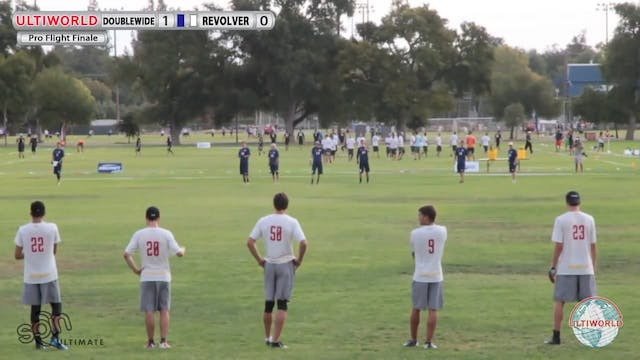 Doublewide vs. Revolver | Men's Quart...