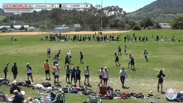 Stanford vs. UCSD | Women's Final | Southwest Regionals 2018