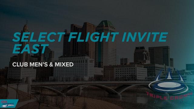 Select Flight Invite East 2021