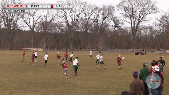 New England Open 2013: Harvard vs Dartmouth (M Final)
