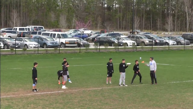 Easterns 2015: UNC v. Florida State (M Pool)