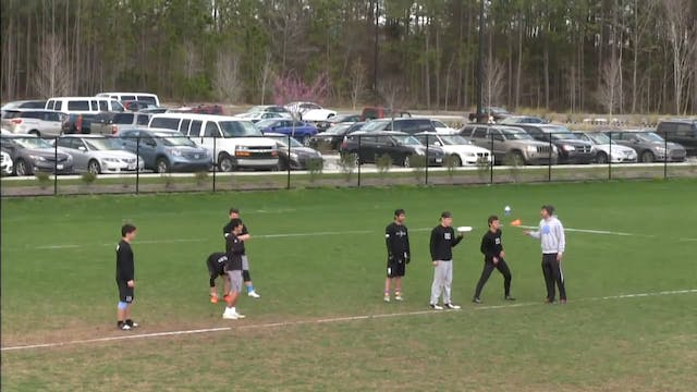 Easterns 2015: UNC v. Florida State (...
