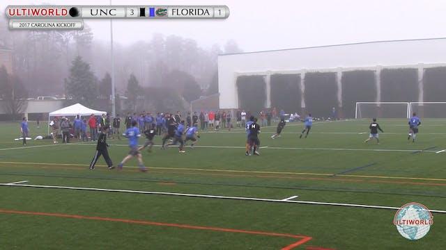 North Carolina vs. Florida | Men's Po...