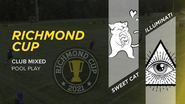 Sweet Cat vs. Illuminati   Mixed Pool Play