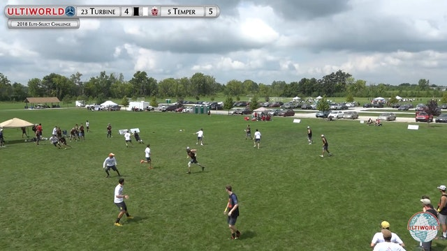 ESC 2018: #5 Pittsburgh Temper v #23 Durham Turbine (M Pool)