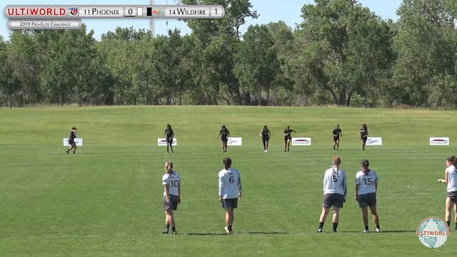 Phoenix vs. Wildfire | Women's Pool P...