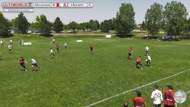 Doublewide vs. Sockeye |  Men's Pool ...