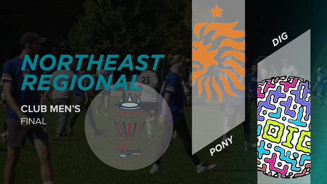 PoNY vs. DiG | Men's Final