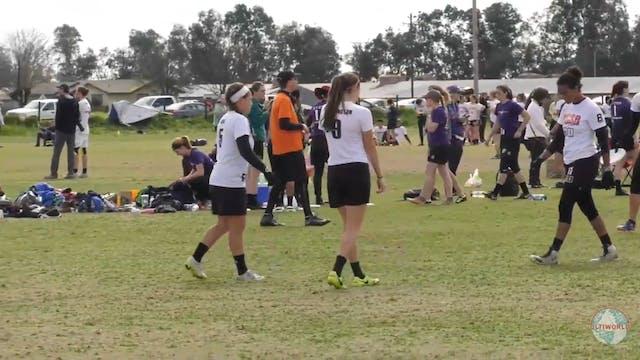 UCSB vs. Carleton | Women's Semifinal...