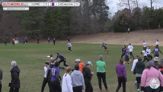 North Carolina vs. Carleton | Women's...