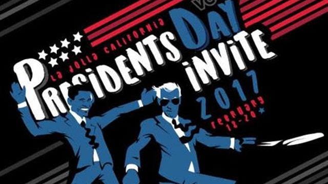 Presidents' Day Invite (2017 Women's/Men's) presented by VC Ultimate