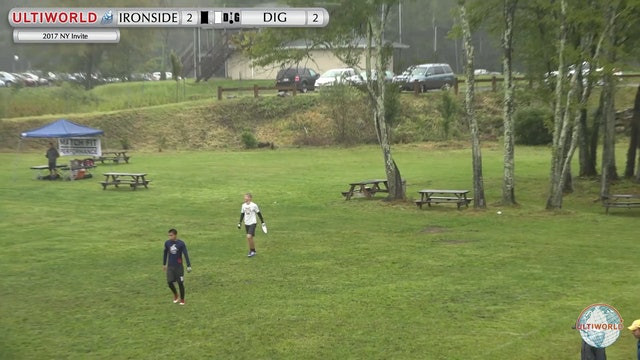 Ironside vs. DiG | Men's Quarterfinal | NY Invite 2017