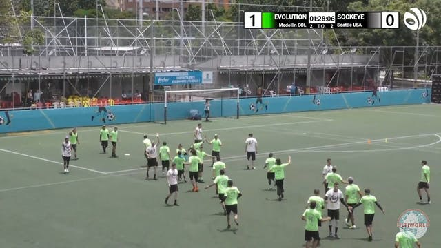 TEP 2019: Evolution vs Sockeye (M Semi)