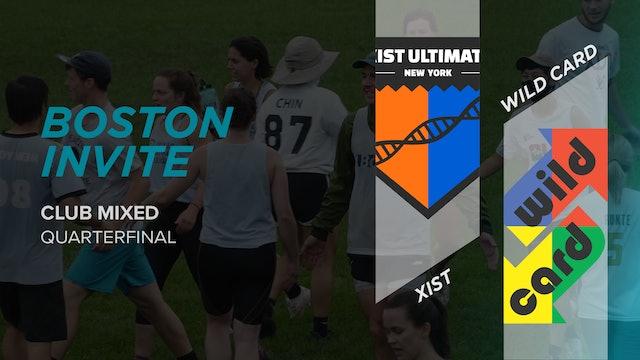 XIST vs. Wild Card | Mixed Quarterfinal