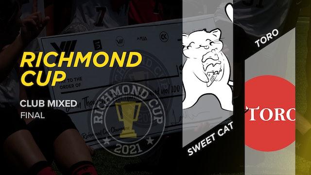 Sweet Cat vs. Toro | Mixed Final