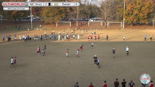 Classic City Classic 2017: NC State v Emory (M Pool)