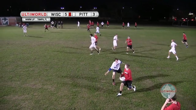 Wisconsin vs. Pittsburgh | Men's Match Play | Florida Warm Up 2013