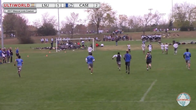 LSU vs. Case Western Reserve | Men's Quarterfinal | Missouri Loves Company 2017