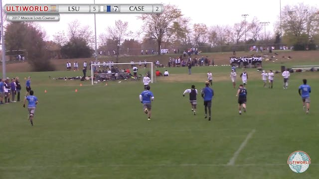 LSU vs. Case Western Reserve | Men's ...