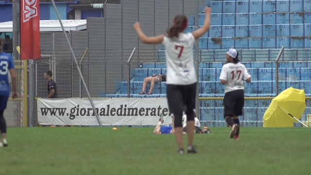 WUCC 2018: Kisumu (KEN) v. UCT Flying Tigers (RSA)
