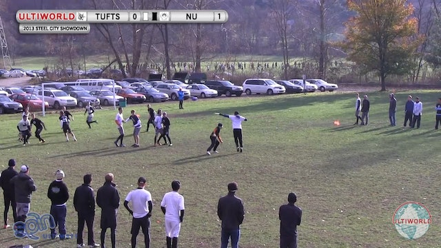 Steel City Showdown 2013: Northwestern v Tufts (M Quarter)