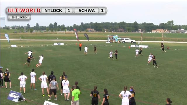 US Open 2015: Nightlock v Schwa (W)