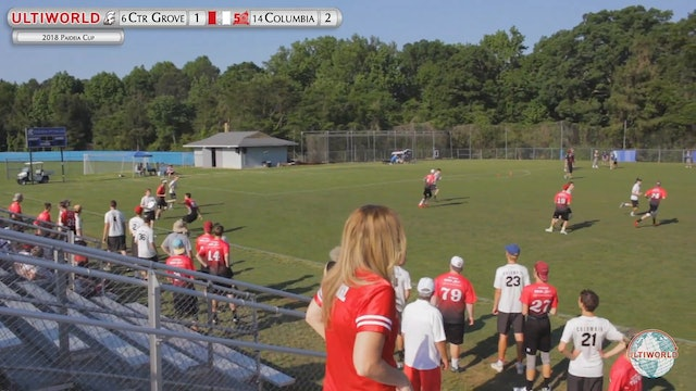 Columbia vs. Center Grove | Boy's Pool Play | Paideia Cup 2018