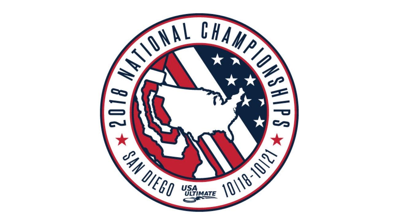 Club Championships 2018 (Women's/Men's/Mixed)
