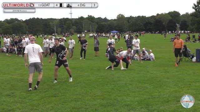 GOAT vs. DiG | Men's Semifinal | Nort...