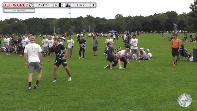 NE Regionals 2018: GOAT v DiG (M Semi)