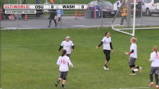 Washington vs. Ohio State | Women's M...