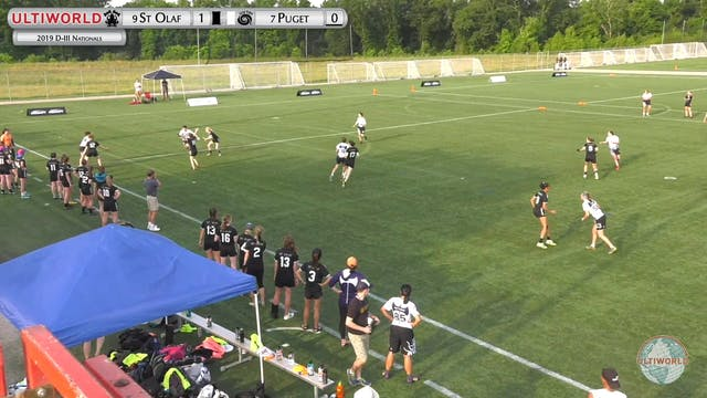 St Olaf vs. Puget Sound | Women's Poo...