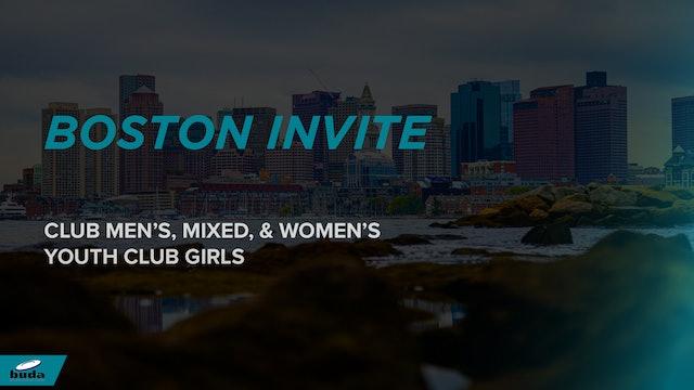 Boston Invite 2021