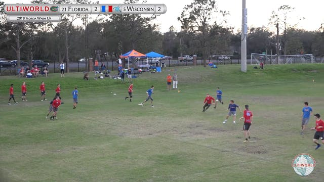 Florida vs. Wisconsin | Men's Match P...