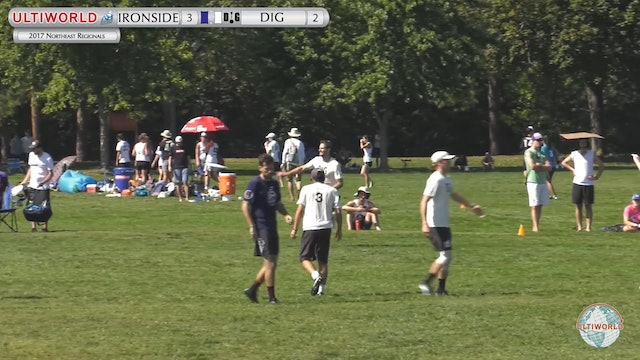 Ironside vs. DiG | Men's 1st Place Final | Northeast Regionals 2017