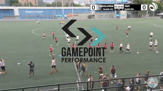 Revolution vs. Riot | Women's Final |...