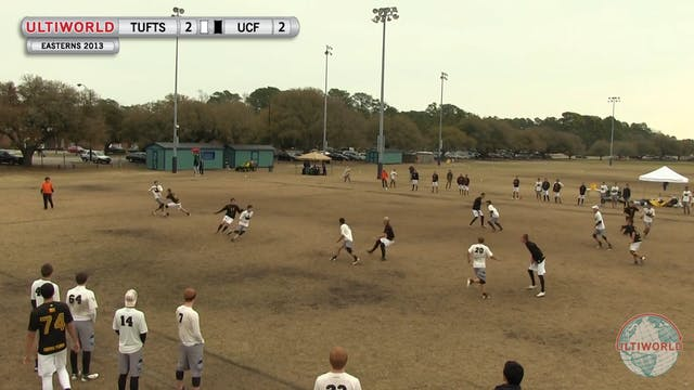 Tufts vs. Central Florida | Men's Poo...