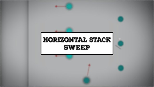 Pull Plays Episode 3: Horizontal Stack - Sweep