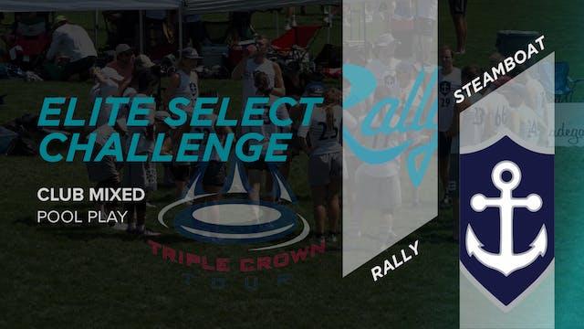 Rally vs. Steamboat | Mixed Pool Play