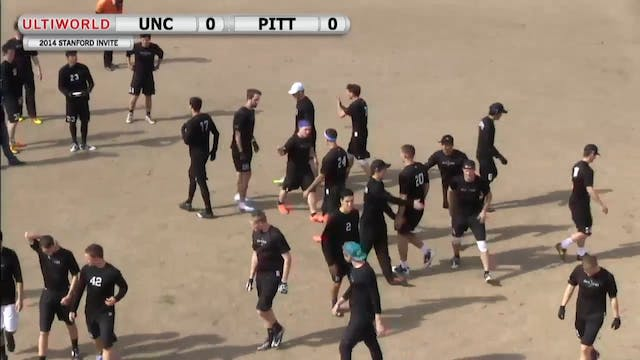 North Carolina vs. Pittsburgh | Men's...