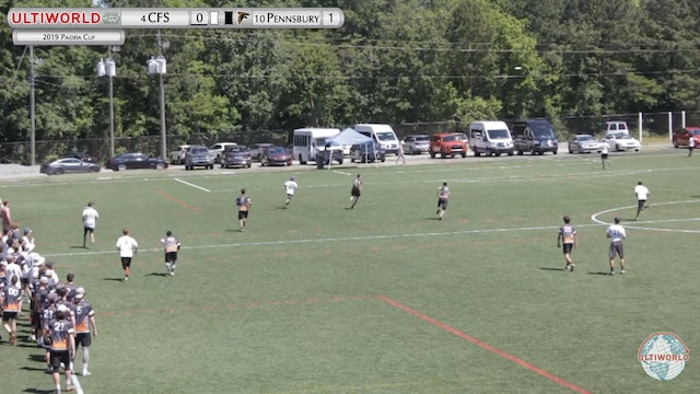 Paideia Cup 2019: #4 Carolina Friends [NC] vs #10 Pennsbury [PA] (B)