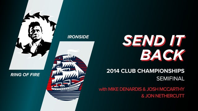 Ring of Fire vs Ironside: 2014 Club C...
