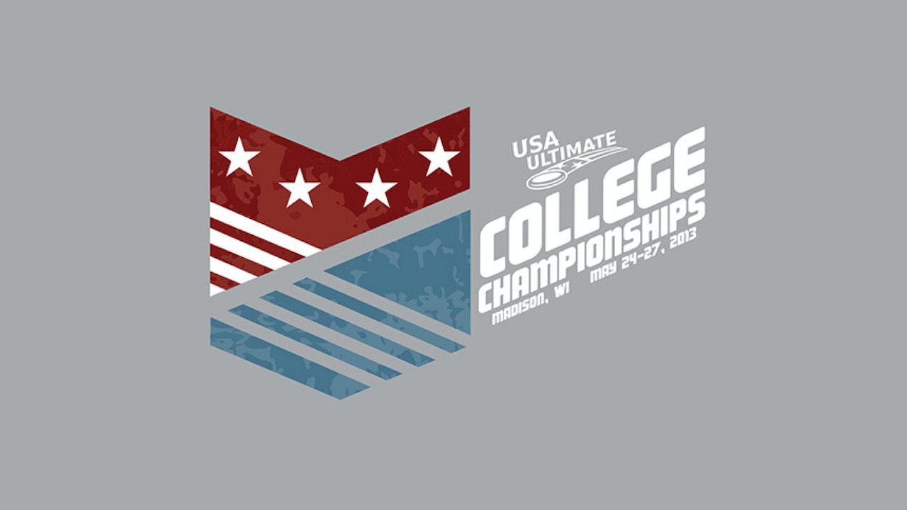 D-I College Championships 2013 (Women's/Men's)