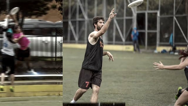 WUCC 2018: HUCK (JPN) v. Brilliance (...