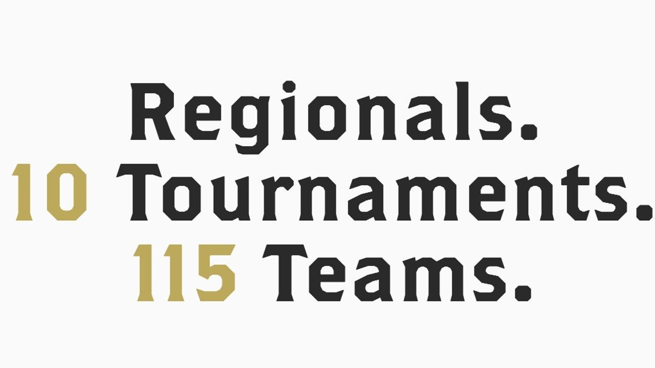 Regionals 2016 (Men's)