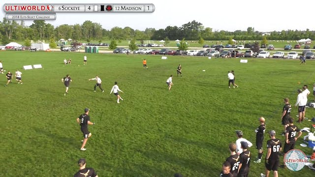 Sockeye vs. Madison Club | Men's Semi...