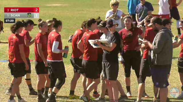 Scandal vs. Riot | Women's Quarterfinal | Club Championships 2018