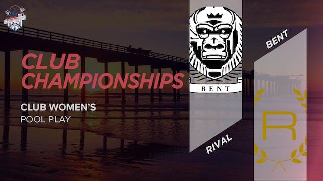 Rival vs. Bent | Women's Pool Play