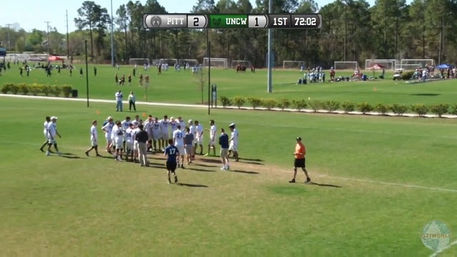 Easterns 2017: Pittsburgh v UNC Wilmington (M Pool)