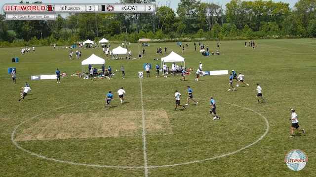 SFI - East 2019: #10 Furious George vs #8 GOAT (M Final)